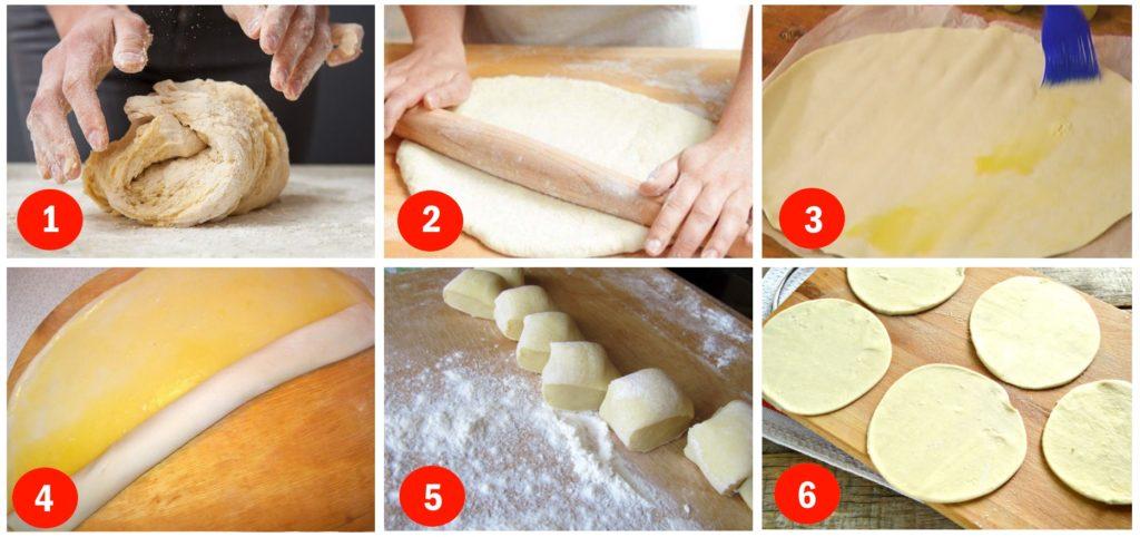 Как приготовить тесто для тандырной лепешки