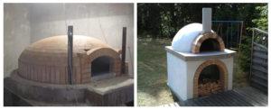 Строим помпейскую печь для пиццы подробная пошаговая инструкция