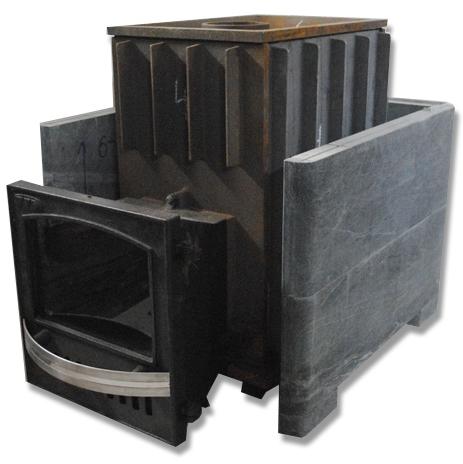 Какая печь лучше для бани: чугунная или стальная?