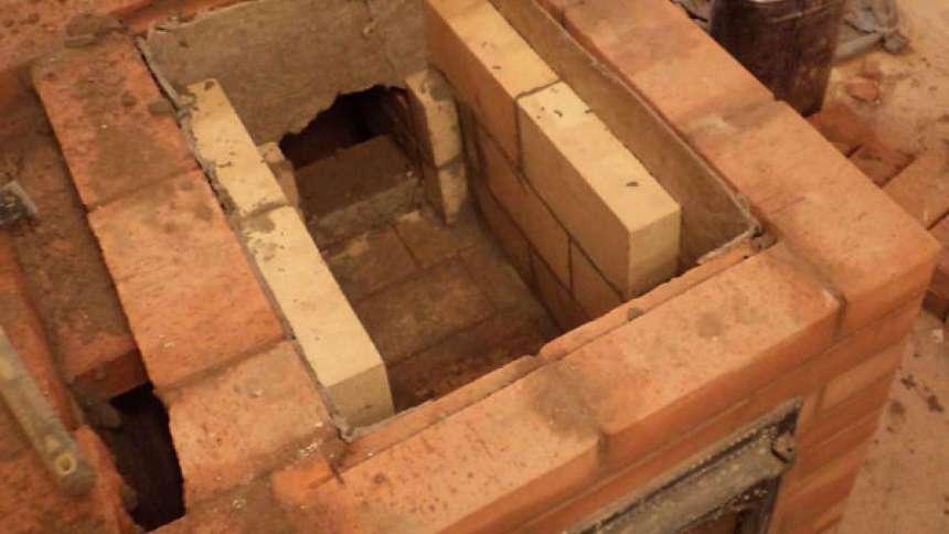Огнеупорные материалы для футеровки печей при производстве кирпича