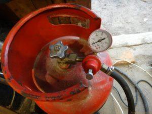 Устройство и работа газовой печи