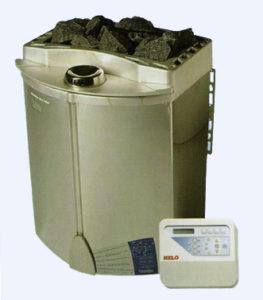 Банная печь с парогенератором своими руками
