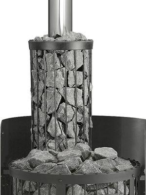 Сетка для камней для бани своими руками