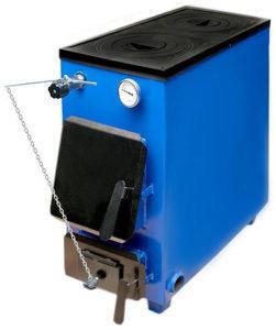 Электро дровяная печь для отопления дома
