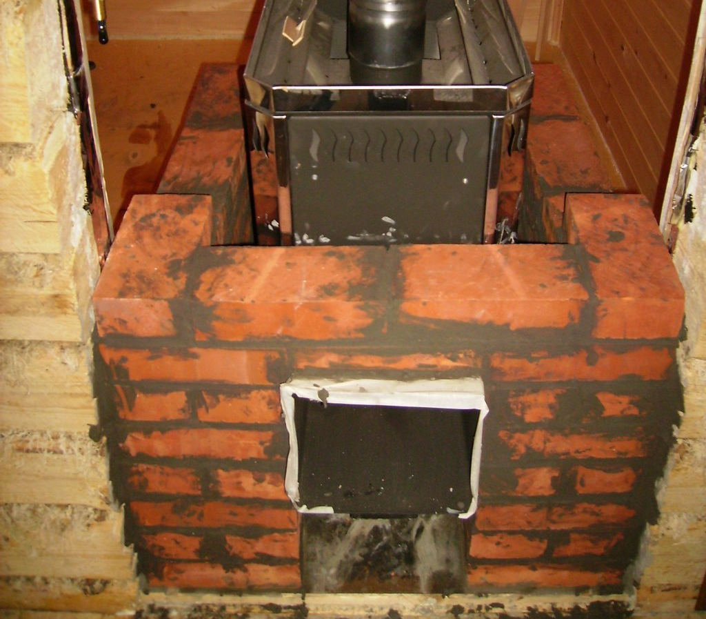 Изготовление банных печей своими руками фото 565