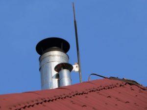 Диаметр трубы для печи в частном доме