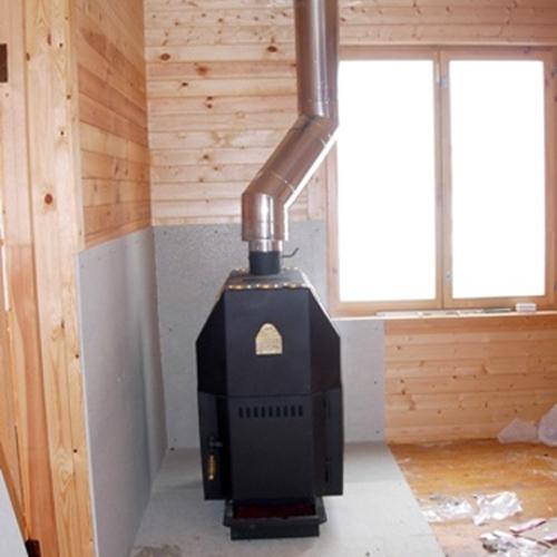 Огнеупорные материалы для стен вокруг печей