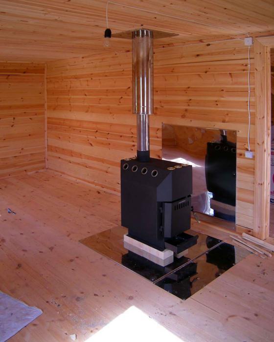 Как правильно установить печь и дымоход в дачном домике адаптер раздельный для коаксиального дымохода
