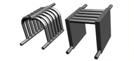 Теплообменники для печки на дровах Паяный теплообменник испаритель GEA CHAF 5A-UM Химки